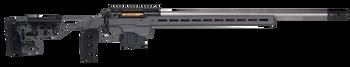 "Savage 57556 10/110 Elite Precision 308 Win 26"" 10+1 Matte Black Adjustable MDT ACC Aluminum Chassis Stock"