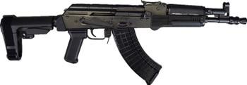 RADOM AK0031SBA3 HELLPUP AK PSTL7.62 W/COLLPSBL BR