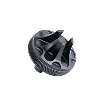 RUGGED FLASH HIDER FRONT CAP 5.56MM