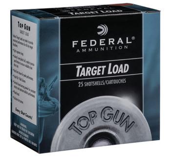 "FEDERAL 12GA 2-3/4"" 2-3/4 1OZ #7.5 TOP GUN 250RD"