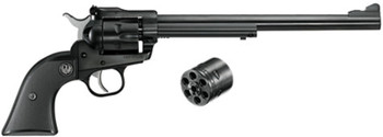"RUGER Super S-Six Conv 22/22M 9.5"" B As    NR9"