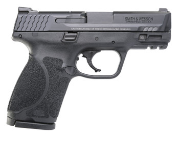 SMITH & WESSON M&P9 COMPACT M2.0 9MM 3.6 BLK 10RD NTS