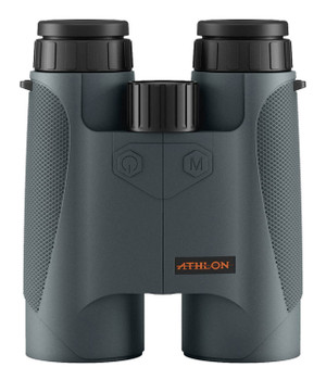"Athlon 111020 Cronus  10x 50mm 338 ft @ 1000 yds FOV 0.75"" Eye Relief Gray"