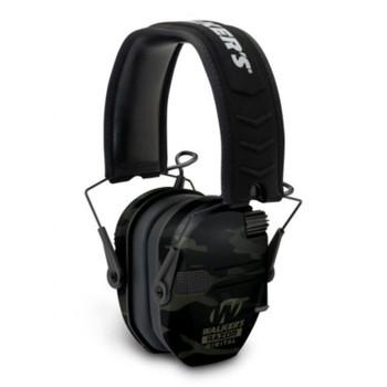 Walkers GWPRSEMMCCG Razor Slim  Electronic Earmuff 23 dB MultiCam Black