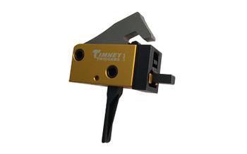 Timney Triggers 681-ST PCC Trigger  AR-Platform Single-Stage Straight 2.50-3.00 lbs