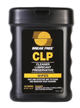 Break-Free BFIWW1 CLP Weapon Wipes