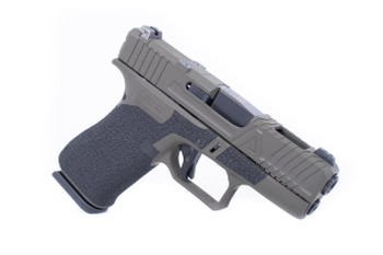 Agency Arms G43x EXA OD Green 2-Tone EDC Stipple