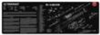 "TEKMAT ARMORERS BENCH MAT 12""X36"" M1 GARAND BLACK"