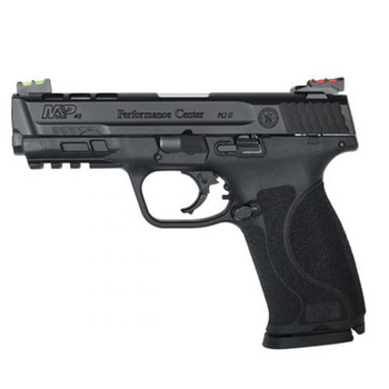 """SMITH & WESSON PC M&P40 M2.0 40S&W 4.25"""" Ported    15rd"""