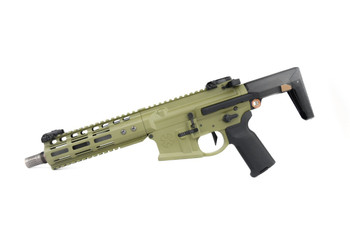 "Noveske Bazooka Green Ghetto Blaster  300BLK 8"" M-LOK #62 OF 100"