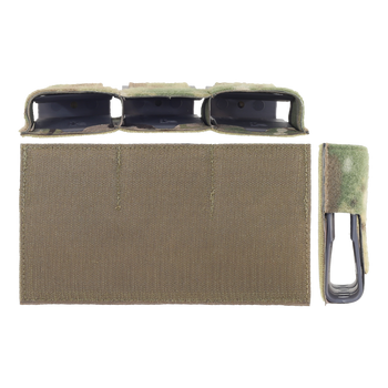 Ferro Concepts KTS KWIK TRIPLE SHINGLE - M4 Multicam