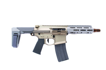 "Q HONEY BADGER 300 BLK 7"" PISTOL"