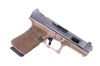 Fowler Industries Costa Ludus Covert FDE G17/19 Gen 4 Black Barrel