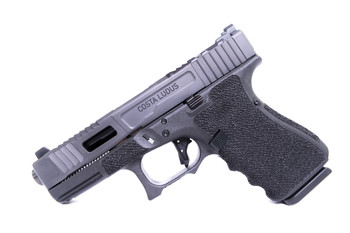 Fowler Industries Costa Ludus G19 GEN 4 Black Barrel