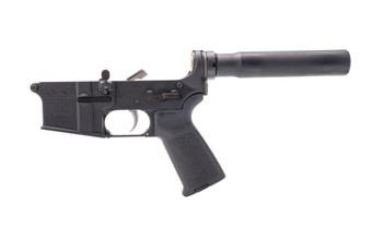ANDERSON COMPLETE AR-15 PISTOL LOWER RECEIVER BLACK