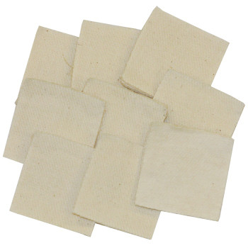 #3 HD 1 3/4  SQUARE PATCHES, PKG 1000