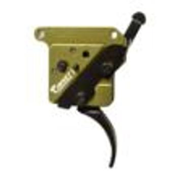 Timney Triggers 510-V2 Elite Hunter Remington 700 RH Drop-In Trigger Steel w/Aluminum Housing Black 3 lbs