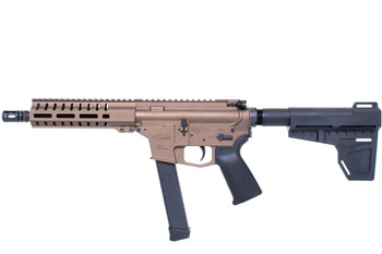 "Cmmg Guard Pstl 9MM 8"" 33Rd KAK BRZ"