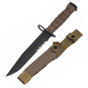 ONTARIO KNIFE COMPANY 3S Marine Bayonet CP
