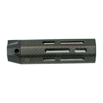 LANCER Carbine Length Carbon-Fiber Handguard No Sight Rail