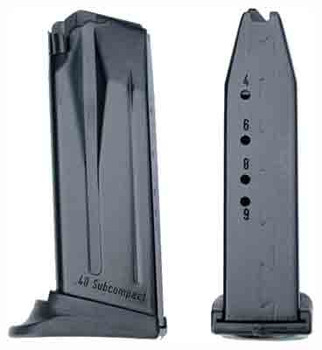 Heckler & Koch MAG 40Sw P2000 SUB Compact 9RD EXT