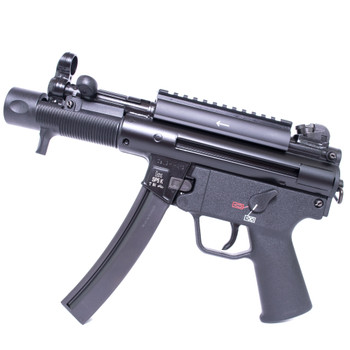 Heckler & Koch Sp5k 9MM 4.53 BLK PIC Rail 2 30Rd (M750900A5)