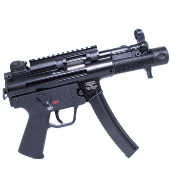 Heckler & Koch SP5K 9MM 4.53 BLK PIC RAIL 2 30RD