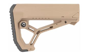 FAB DEF AR15/M4 BUTTSTOCK FDE