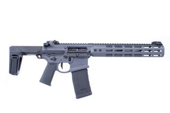 Noveske GEN 4 N4-Pdw-Sd Grey 300Blk 7.94 Qbrace Pistol Mlok (Suppressor Ready) (02000877-GREY)