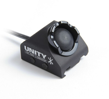 """Unity Tactical Hot Button Rail Mount Surefire 7"""" Black"""