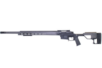"""Christensen Arms MPR 6.5PRC CHASSIS BLK 24"""" MB"""