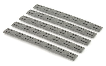 BCM Gunfighter Keymod Rail Panels Wolf Gray
