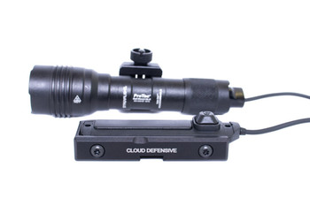 CLOUD DEFENSIVE STREAMLIGHT PROTAC HL-X RAIL-MOUNTED WEAPONLIGHT AND LCSMK2K COMBO