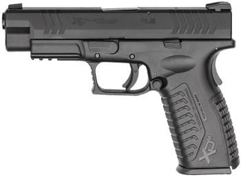 """XDM 45ACP 4.5"""" BLK 2-13RD MAG"""