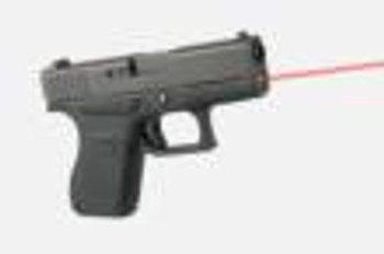 LaserMax Guide Rod Laser for Glock 43 - Red Laser