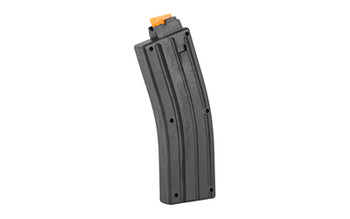 CMMG, Magazine, 22LR, 25Rd, Fits AR Rifles, Black Finish