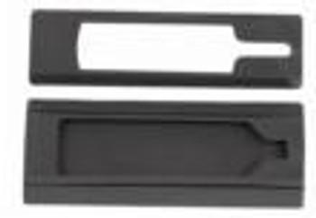 Weaver Modular Rail Cover Switch Mount - Black