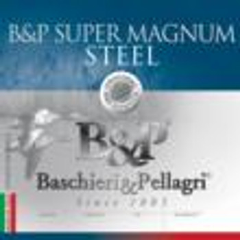 "B&P Magnum Steel  20 ga. 3"" 1 oz. #3 shot 1400 fps 25 RD"