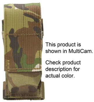 Blackhawk! Belt Mounted Single Mag Pouch Horizontal/Vertical OD Green