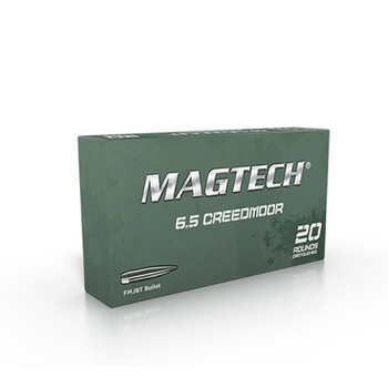 MAGTECH 6.5CREED 140GR FMJ 20/25