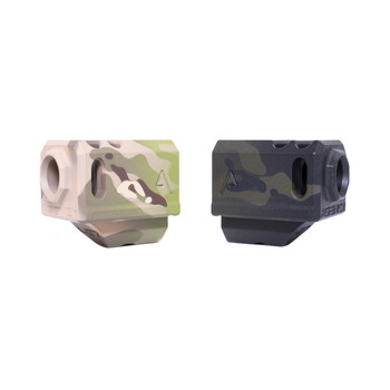 Agency Arms 417 Compensator Multicam