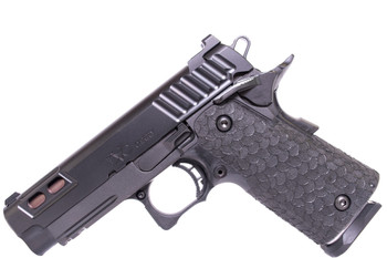 STI DVC Carry Blackout 45ACP W/Tac Rail