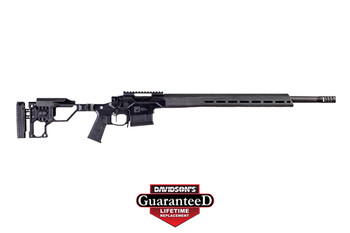 """Christensen Arms MPR 6.5Cr Chassis BLK 22"""" MB"""