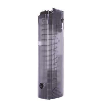 B&T Tp9/Apc9 9MM 15Rd Clear Magazine