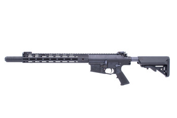 Knights Armament Sr-25 SBR DSR Urx4 Mlok (Suppressed)
