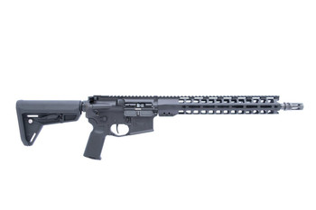 Arsenal Democracy AD-15 14.5 Pinned MLOK BLK