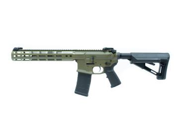 Noveske GEN 3 SD 300 Blackout 7.94 SBR Noveske Green (Suppressor Ready)