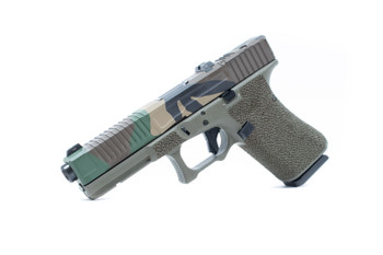Fowler Industries Costa Ludus Covert DTF Woodland BFG