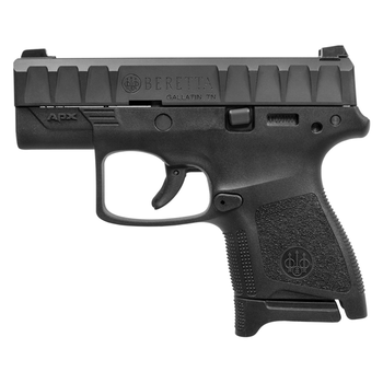 APX 9mm Carry Black Night Sights 2 Mags 3in BBL