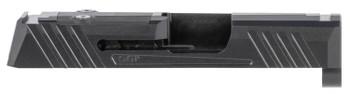 GREY GHOST PRECISION GGP365BLK1 GGP365 Version 1 Sig P365 Black DLC 17-4 Stainless Steel